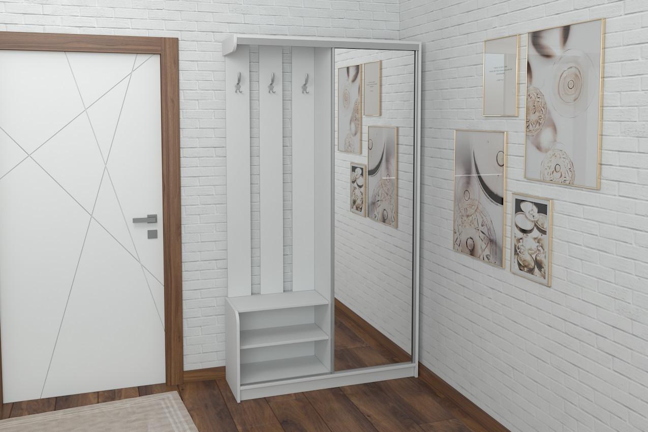 Прихожая Luxe Studio Купе 3 на складе