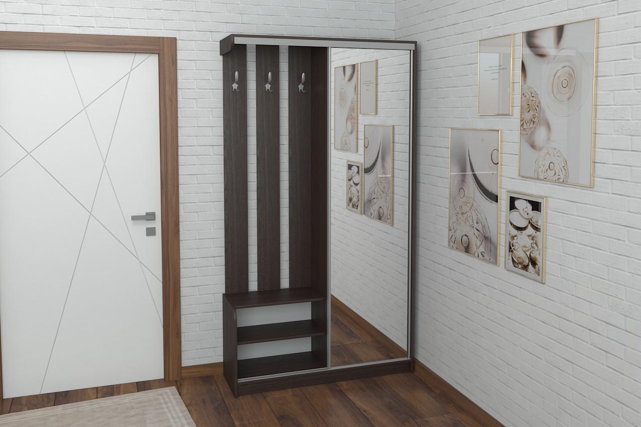Прихожая Luxe Studio Купе 3 в рассрочку