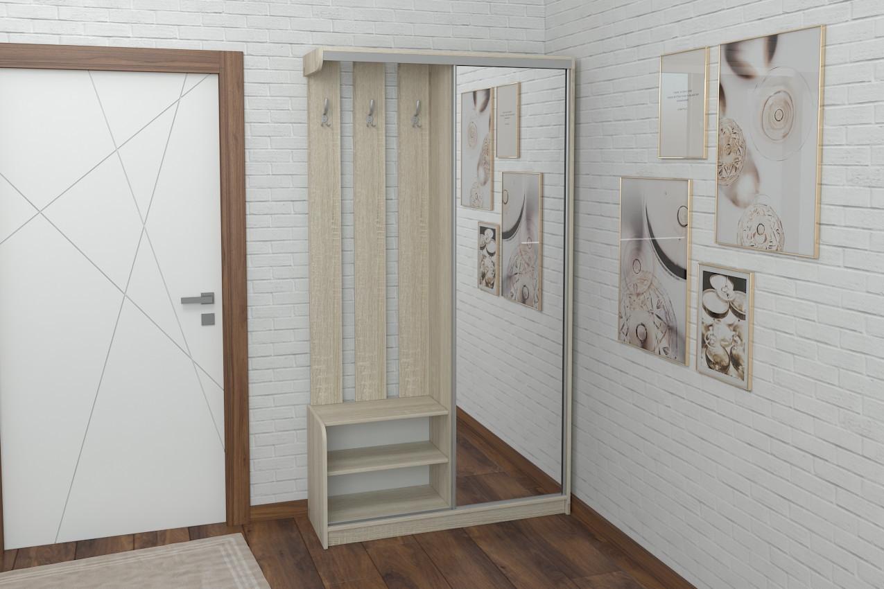 Прихожая Luxe Studio Купе 3 Світ Матраців