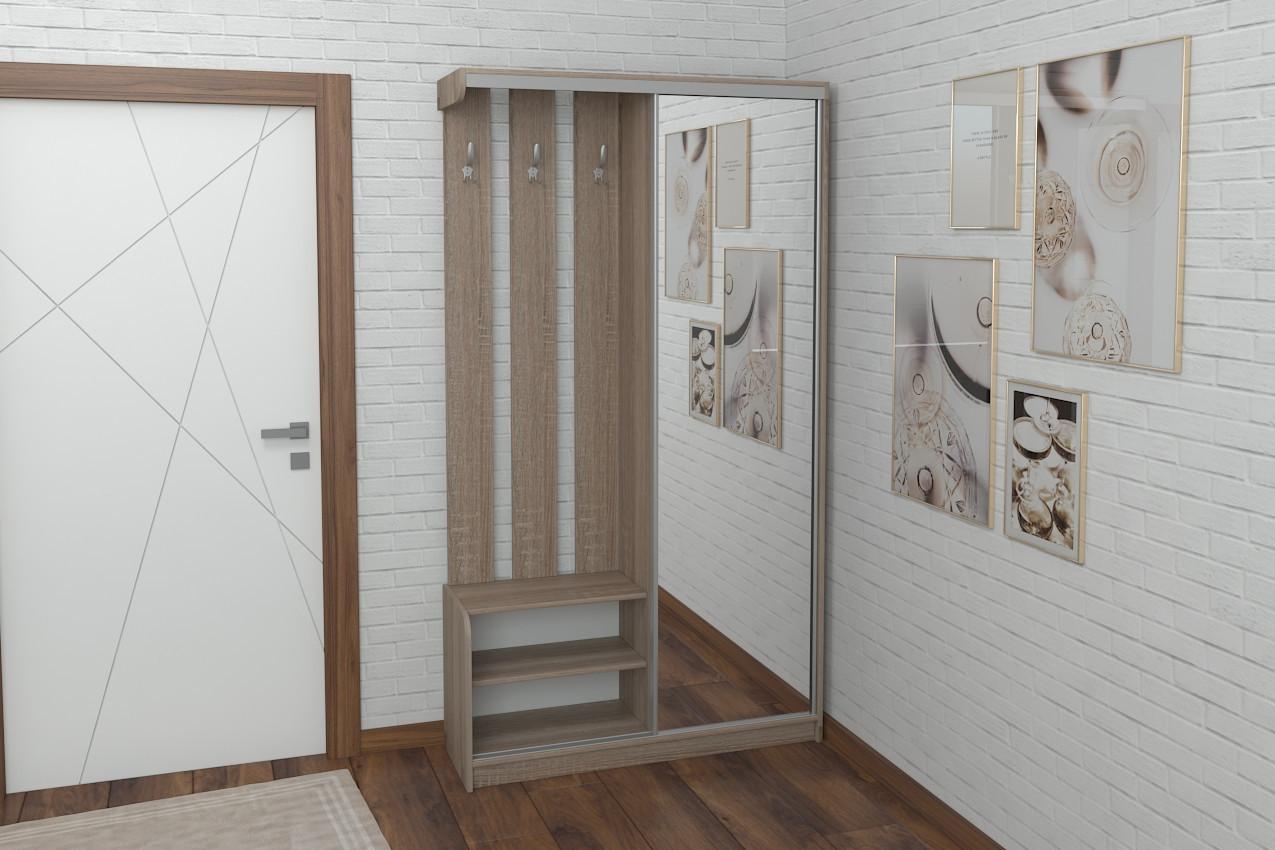 Прихожая Luxe Studio Купе 3 в наличии