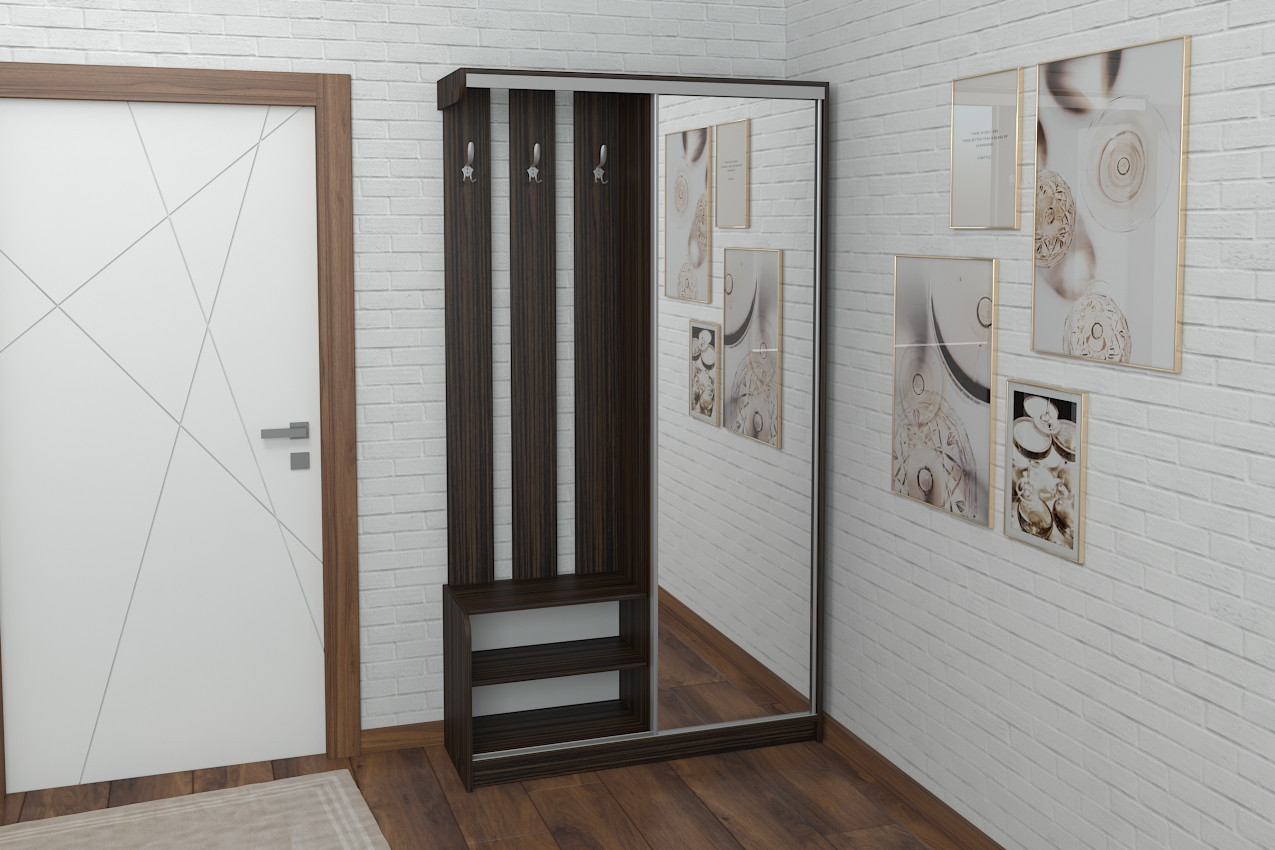 Прихожая Luxe Studio Купе 3 недорого