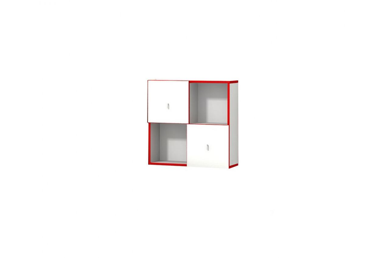 Полка Система 1 Модуль 1 с дверями