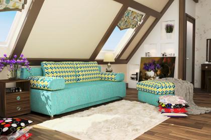 Прямой диван Диана 1