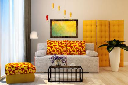 Прямой диван Стрит