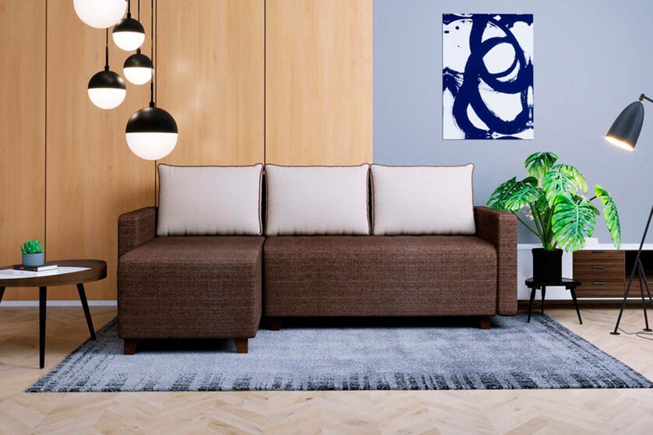 Угловой диван Benefit 12 купити