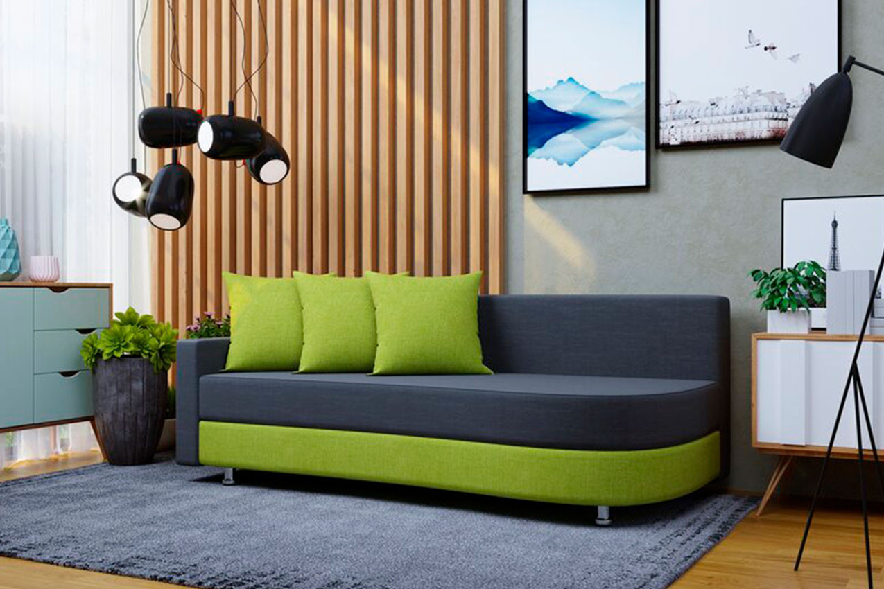 Прямой диван Benefit 19