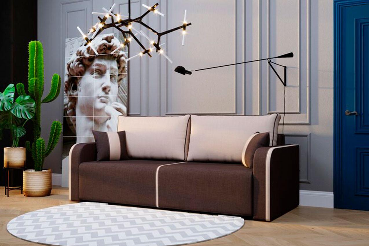 Прямой диван Benefit 33