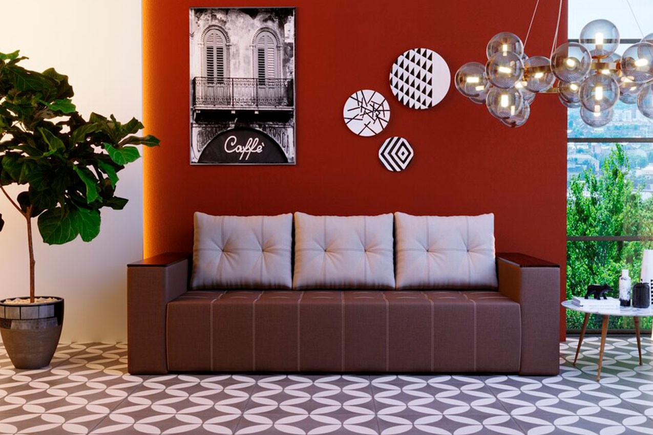 Прямой диван Benefit 36 купити